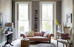 Vintage Style Interior Decorating In Brooklyn Townhouse  Interior - Vintage style interior design ideas