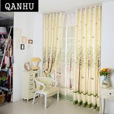 Curtains For Kitchen by Compare Prices On Yellow Bedroom Curtains Online Shopping Buy Low