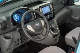 nissan van interior new nissan e nv200 env200 electric acenta rapid van auto for sale