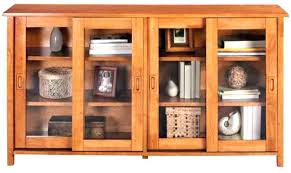 Low Bookcases With Doors Low Bookcase With Doors Bejohome Co