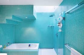 Blue Glass Tile Bathroom Blue Mosaic Tile Blue Glass Mosaic Tile Mixed Grey Stone Mosaic