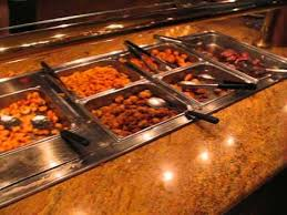 Seafood Buffets In Myrtle Beach Sc by Tour Of The Buffet At Captain George U0027s Seafood Restaurant Obx