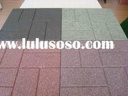 outdoor brick floor tile outdoor rubber brick floor tile matting