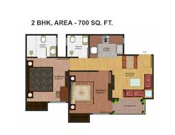 Smart Floor Plan by Airwil Organic Smart City Yamuna Expressway Greater Noida