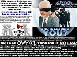 Who Leads The Blind Son U0027s Name Father יהוה And Messiah יהושע My Only Saviour