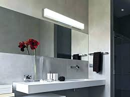 Vanity Light Bathroom Modern Bathroom Lighting Happyhippy Co