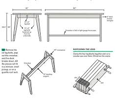 Diy Desk Made With All by Diy Desk From A Door Diy Mother Earth News
