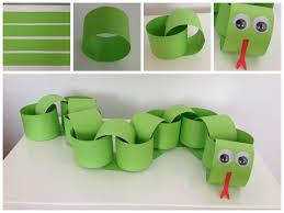 a fun paper snake mocka nz blog