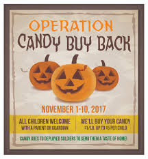 free printable halloween flyers halloween candy buy back practice cafe dental marketing