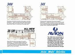 prowler travel trailers floor plans prowler travel trailer floor plans elegant avion travelcade club