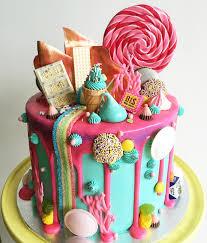 candyland birthday cake 24 themed kids birthday cake ideas cake kids birthday cakes
