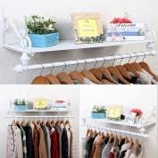 wall mounted clothes rail homeware buy online from fishpond co nz