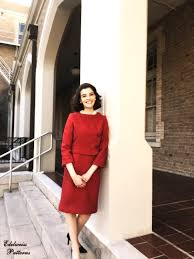 jacqueline kennedy my jacqueline kennedy red suit reproduction edelweiss patterns blog