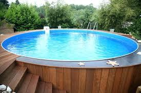 Above Ground Pool Design Ideas Round Above Ground Pool Deck U2013 Bullyfreeworld Com