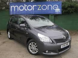 used 2012 toyota verso tr d 4d 7 seat for sale in bristol