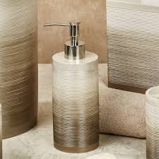 reid ombre bath accessories by veratex