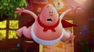 silly first trailer for captain underpants the first epic movie