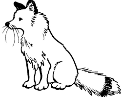 fox template animal templates free u0026 premium templates