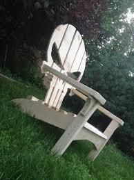 skull adirondack chair plans home chair decoration