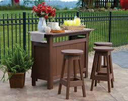 outdoor patio furniture bar sets furniture patio bar chairs bar height patio table portable