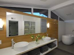 Mid Century Bath - Amazing mid century bathroom vanity house