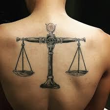 libra tattoos to make you proud to be a libra