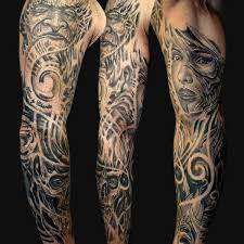 Tattoo Designs Half Sleeve Ideas Tattoo Half Sleeve Ideas Black And Grey Http Www