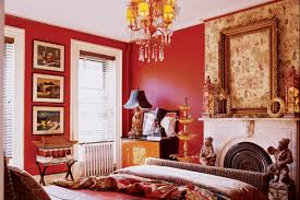 red painted walls for your home how to pick red paint houselogic