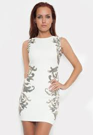 white party dresses for all women
