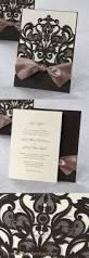 lace laser cut wedding invitation free wedding invitation