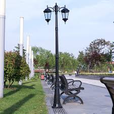 light pole home depot outdoor lighting inspiring outdoor led flood lights lowes
