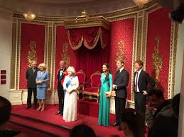 royal family 2016 picture of madame tussauds