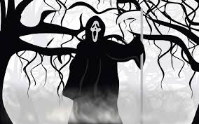 black and white background halloween free halloween backgrounds wallpapers