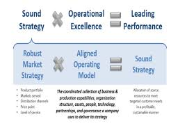 operating model template from strategy to success the of operating models ashridge