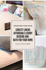 christ affordable luxury bedding and bath for your home