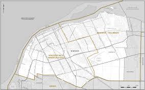 La Salle Campus Map Proposed Boundaries U2013 Ontario Redistribution Federal Electoral