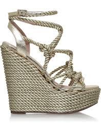 wedge sandals sandals womens shoes selfridges shop online