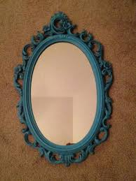 home interiors mirrors painted 70s home interiors mirror my projects