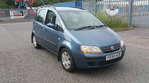 used fiat idea dynamic for sale motors co uk