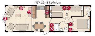 static caravan floor plan abingdon floorplans39x3b jpg