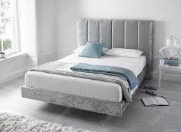 Velvet Bed Frame Kaydian Clarice Crushed Velvet Bed Frame Black Friday Cyber