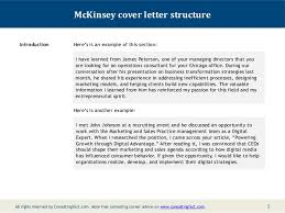 Sample Consulting Resume Mckinsey by Bold Design Ideas Consulting Cover Letter 7 Mckinsey Sample Cv