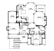 multi level home floor plans freestone multi level home plan 071s 0013 house plans and more gif