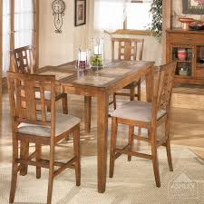 Ashley Furniture Farmhouse Table by Ashley Furniture Homestore Tucker Tile Top Dining Table Flickr