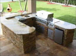kitchen outdoor grill cabinet l shaped outdoor kitchen built in