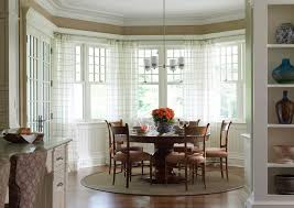 Room Curtain Perfect Dining Room Bay Window Curtains Inspired Ideas For Inside