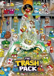 trash pack trash pack trash pack trash party