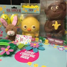 Asda Direct Easter Decorations by Easter Crafts And Chocolate Treats Asda Mummy Be Beautiful