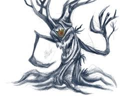 concept evil tree 01 by luiz petronilho on deviantart