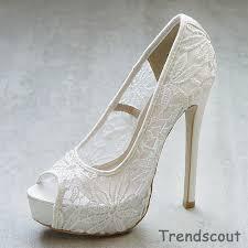 chaussures femme mariage rosie escarpins dentelles chaussures chaussure femme mariage